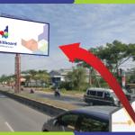 Lokasi Billboard Banjarmasin Jl. Ahmad Yani Km.18