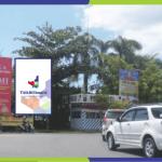Lokasi Billboard Banjarmasin Jl. Perdagangan - Bundaran Kayu Tangi