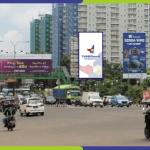 Lokasi Billboard Bekasi Jl. Jend Ahmad Yani - Depan Islamic Centre
