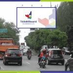 Lokasi Billboard Bekasi Jl. Jend Ahmad Yani - Depan Mall Revo Town Bekasi