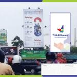 Lokasi Billboard Cibinong Jl. Raya Bogor - Dekat Cibinong City Mall Bogor