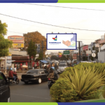 Lokasi Billboard Garut Bundaran Jl. Pramuka