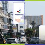 Lokasi Billboard Jakarta Barat Jl. Latumenten Raya Grogol - Depan Indomaret