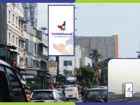 Lokasi Billboard Jakarta Barat Jl. Latumenten Raya Grogol – Depan Indomaret