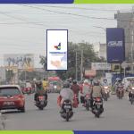 Lokasi Billboard Jambi Jl. Kol Pol MT Thaher