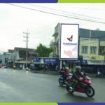 Lokasi Billboard Jember Jl. Otto Iskandardinata - Perempatan Mangli