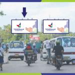Lokasi Billboard Kota Kupang Jl. Urip Sumoharjo - Bundaran BI