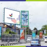 Lokasi Billboard Kuta, Gate Bandara Ngurah Rai - (Akses Pintu Keluar Bandara)