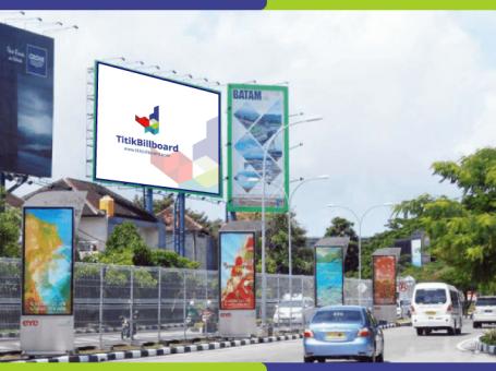 Lokasi Billboard Kuta, Gate Bandara Ngurah Rai – (Akses Pintu Keluar Bandara)