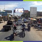 Lokasi Billboard Lombok Jl. Raya Jenggik - Perempatan Psr. Paok Motong
