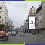 Lokasi Billboard Medan Jl. Cirebon - Simpang Jl. Tjong Yong Hian