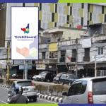 Lokasi Billboard Pangkalpinang Jl. Soekarno Hatta - Simp. Sahid Hotel