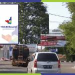 Lokasi Billboard Pangkalpinang Jl. Stania - Simp. Transmart