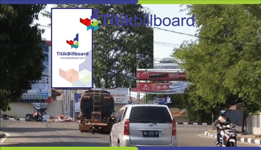 Lokasi Billboard Pangkalpinang Jl. Stania – Simp. Transmart