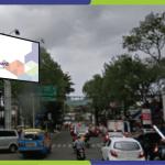 Penyedia Billboard Di Bandung Jl. Purnawarman