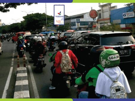 Penyedia Billboard Di Depok Jl. Margonda Raya