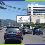 Penyedia Billboard Di Padang Jl. Jend Sudirman