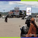 Sewa Billboard Aceh Besar Jl. Soekarno Hatta (Perempatan Wedana)