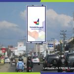 Sewa Billboard Aceh Lhokseumawe Jl. Banda Aceh (Simpang Buloh Wahab Dahlawi)