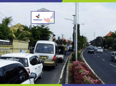 Sewa Billboard Bali Jl. Bypass Ngurah Rai – Pesanggaran