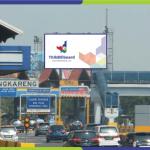 Sewa Billboard Bandara Soekarno Hatta Jl. Tol Soedyatmo Km. 31 - Jakarta Barat