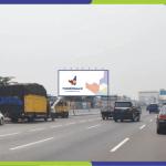 Sewa Billboard Bandara Soekarno Hatta Jl. Tol Wiyoto Wiyono Km.23 +600 - Ancol