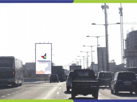 Sewa Billboard Bandara Soekarno Hatta Jl. Tol Wiyoto Wiyono Km.23 +600 – Sunda Kelapa