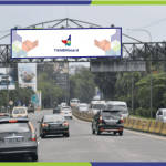 Sewa Billboard Bandung Tol Pasteur Km.0 +600
