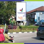 Sewa Billboard Bangka Belitung Jl. Gegedek - Bundaran Batu Satam