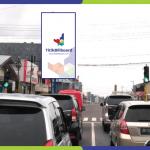 Sewa Billboard Bangka Belitung Jl. Jend Sudirman - Simpang Lampu Merah Pangkal Lalang