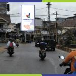 Sewa Billboard Bangka Belitung Jl. Penghijauan - Simpang Lampu Merah Parit Tiga