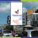 Sewa Billboard Bangka Belitung Jl. Sriwijaya - Simp. Lampu Merah Kampung Ujung