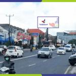 Sewa Billboard Denpasar Jl. Gatot Subroto Barat