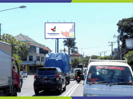 Sewa Billboard Denpasar Jl. Gatot Subroto Timur
