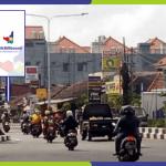 Sewa Billboard Denpasar Jl. Imam Bonjol - Dekat Trans Studio