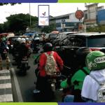 Sewa Billboard Depok Jl. Margonda Raya - Dekat Richeese Factory