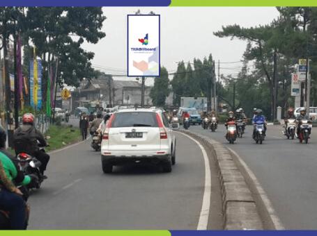 Sewa Billboard Depok Jl. Raya Bogor Km.27 – Perbatasan Wilayah Depok dan DKI Jakarta