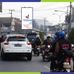 Sewa Billboard Depok Jl. Kartini - Pertigaan Jl. Dewi Sartika