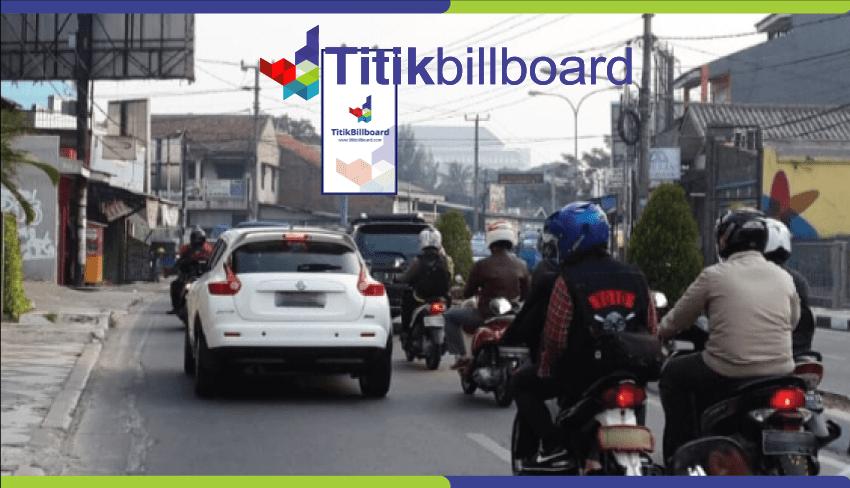 Sewa Billboard Depok Jl. Kartini – Pertigaan Jl. Dewi Sartika