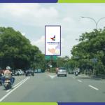 Sewa Billboard Di depok Jl. Margonda Raya Fly Over Universitas Indonesia