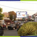 Sewa Billboard Di Garut Bundaran Jl. Pramuka