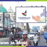 Sewa Billboard Di Lombok Jl. Raya Mataram - Sikur