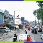 Sewa Billboard Di Medan Jl. Djamin Ginting