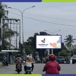 Sewa Billboard Di Padang Jl. Prof. Dr. Hamka