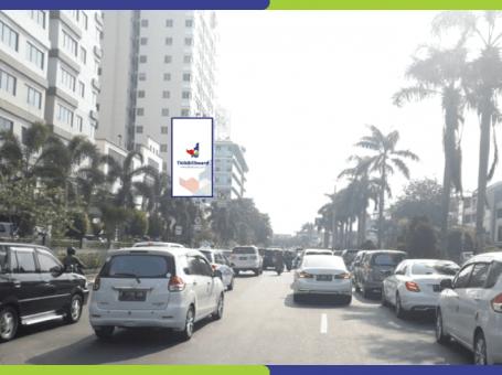 Sewa Billboard Jakarta Utara Jl. Mitra Sunter – Halaman Wisma Mitra Sunter