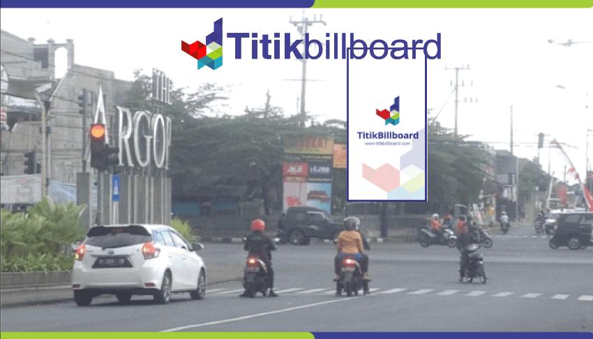 Sewa Billboard Jember Jl. Gajah Mada - Perempatan Argopura