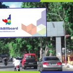 Sewa Billboard Mataram Jl. Langko - Depan KPU NTB