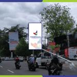 Sewa Billboard Mataram Jl. Pejanggik - Depan Alfamart