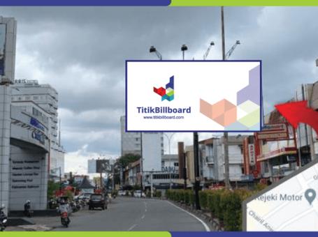 Sewa Billboard Pontianak Jl. Gajah Mada