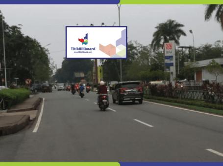 Sewa Billboard Pontianak Jl. Rahadi Usman
